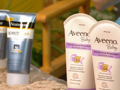 VIDEO: A Look at Sunscreen