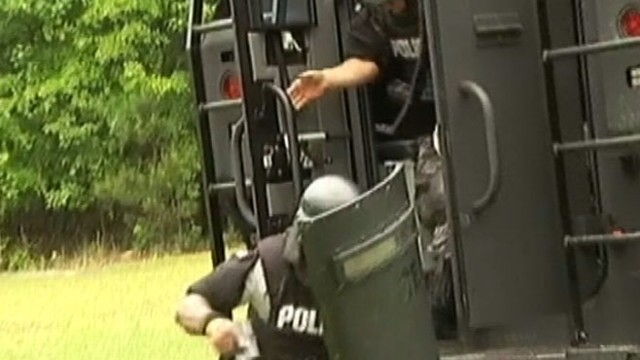 VIDEO: Dangerous prank causes SWAT teams to respond to fake 911 calls.