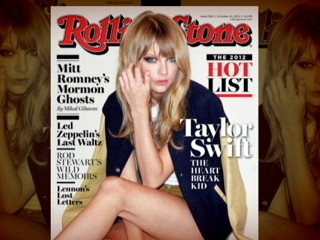 Watch: Taylor Swift Reveals Personal Details to Rolling Stone