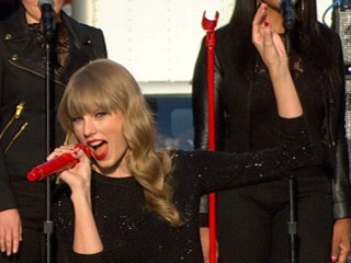 Watch: Taylor Swift's 'We Are Never, Ever Getting Back Together'