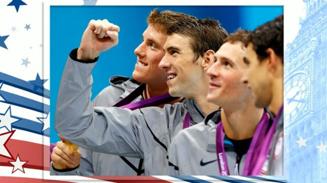 VIDEO: Jason Lezak talks about taking silver in the four by one hundred meter relay.