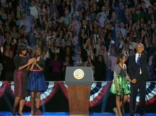 Watch: Election Results 2012: Inside President Obama's Win