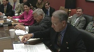 VIDEO: The Senate Finance Committee is set to vote on health care reform legislation.