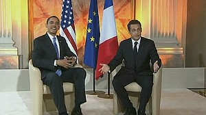 VIDEO: Tapper on Obamas Meeting with Sarkozy