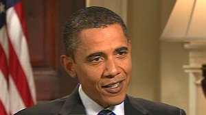 VIDEO: The president appeared on five Sunday news programs to push health care reform.