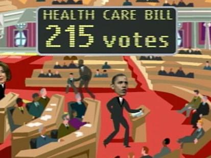VIDEO: Jake Tapper on Obamas Health Care Hurdles