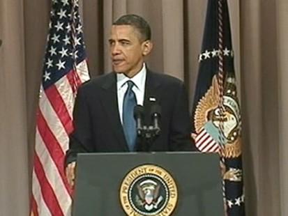 VIDEO: Jake Tapper on Obamas Speech to Wall Street