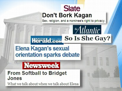 VIDEO; Kagan Controversies