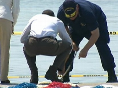 VIDEO: The president heads to Louisiana to assess oil spill damage and cleanup efforts.