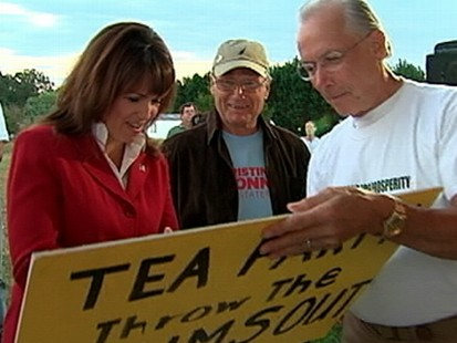 VIDEO: Tea Party Upset