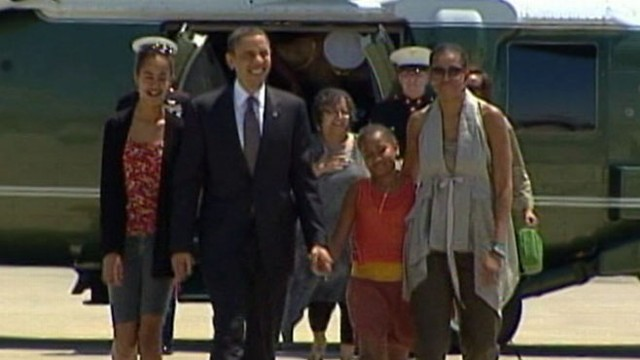 VIDEO:  Jake Tapper explains congressional leaders' concerns with Obama leaving D.C.