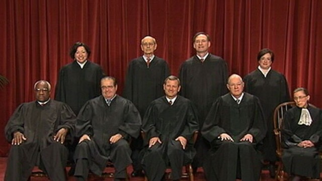 VIDEO:  The court will deliver its ruling on the president's health care plan.