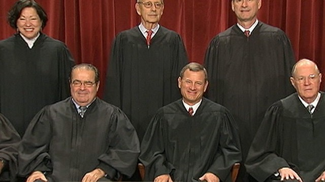 VIDEO: Supreme Court Ruling on Health Care Mandate