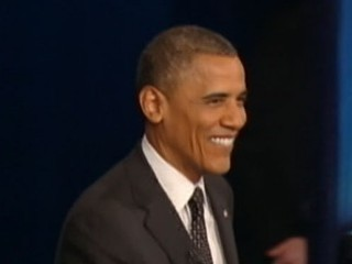 Watch: President Obama Univision Interview: Romney Pounces