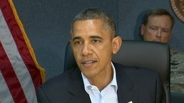 VIDEO: Hurricane Sandy: Obama, Romney Cancel Campaign Events