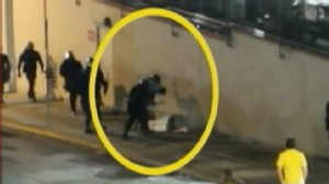 VIDEO: Cops Under Fire