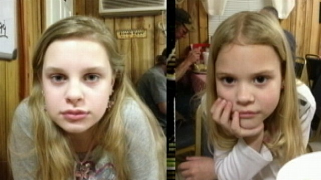 VIDEO: Missing Tennessee Girls Found Alive, Suspect Dead