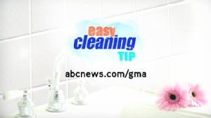 VIDEO: Clean the mildew off your shower curtain in the washer.