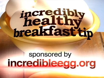 VIDEO: Healthy breakfast tip