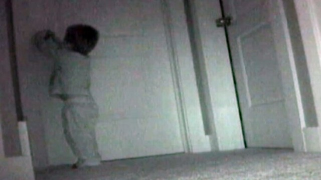 VIDEO: ?Bedtime Bandit? Caught on Tape