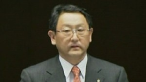 VIDEO: Toyota Chief Apologizes for Massive Global Recalls
