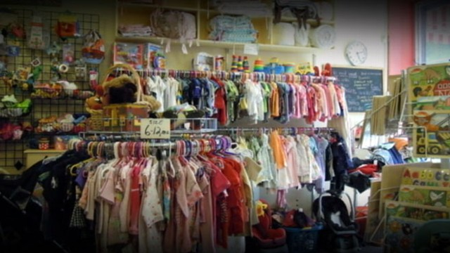Moms Sell, Trade, Swap Baby Clothes for Extra Cash - ABC News