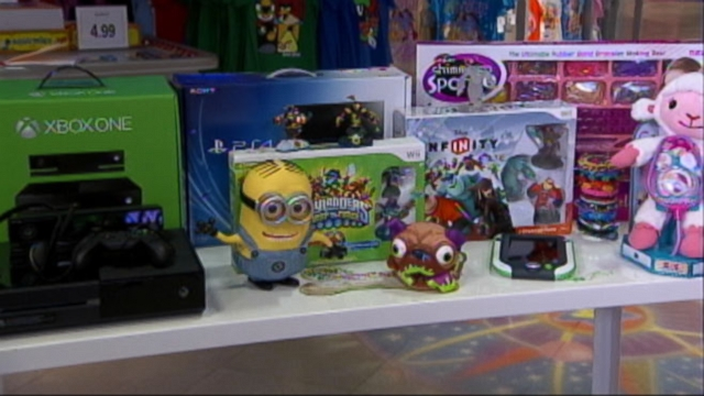 Video: Hottest Toys of the 2013 Holiday Season
