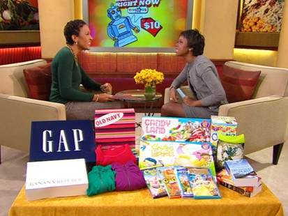 VIDEO: Mellody Hobson point out top deals at Target and Old Navy.