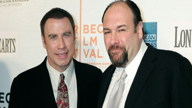 VIDEO: Travolta on Gandolfini: I Love Him Very Much