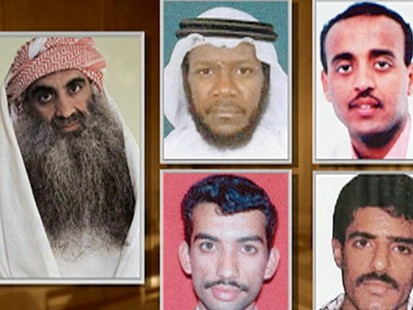 VIDEO: Five 9/11 Suspects in Gitmo to be Tried in U.S. Federal Court