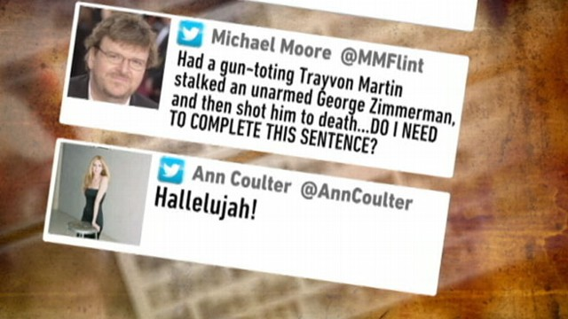 VIDEO: George Zimmerman Reactions on Twitter