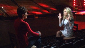 VIDEO: Carrie Underwood Talks With Robin Roberts