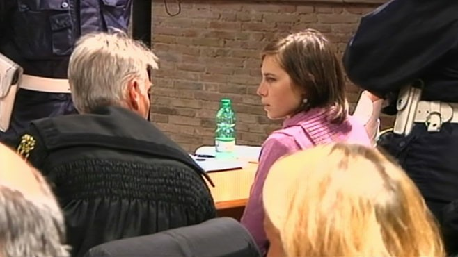 VIDEO: Italian court orders new DNA tests on evidence linking Knox to murder.