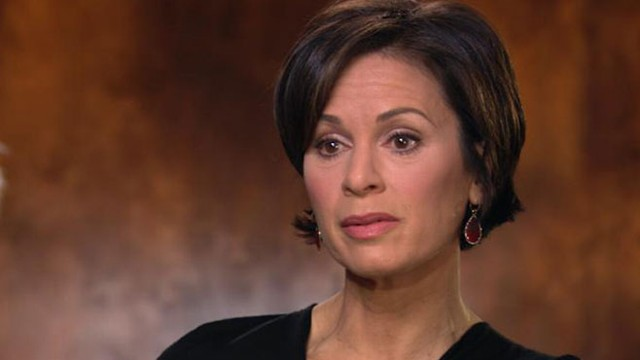 VIDEO: Elizabeth Vargas: I Am an Alcoholic