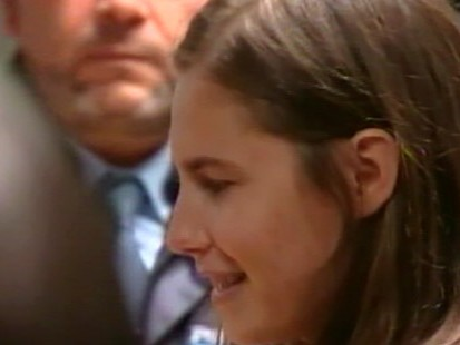 VIDEO: Amanda Knox Faces a Life Sentence