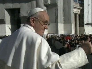 Watch: Pope Francis Inaugurated at Special Mass
