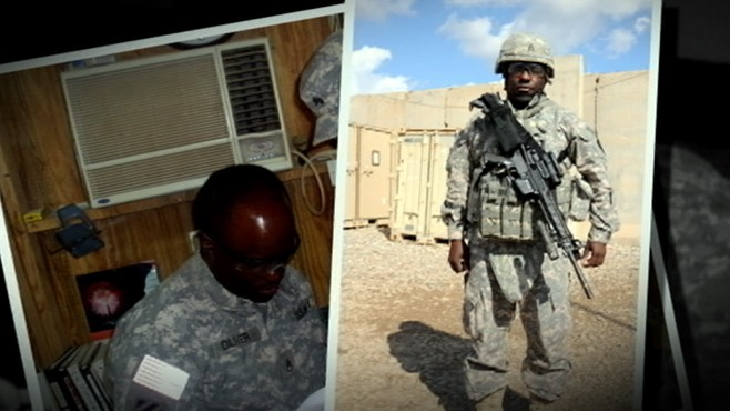 VIDEO: JPMorgan Chase admits to targeting and foreclosing on service members' homes.