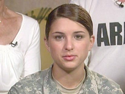 VIDEO: KEARA BONO speaks out about the tragedy at fort hood