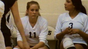 VIDEO: The young womans choice to remains on the team raises health questions.