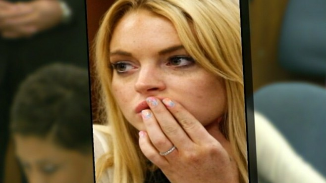 VIDEO: Lindsay Lohan Arrest Warrant Issued