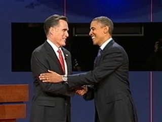 Watch: 2nd Presidential Debate: Pressure on President Obama