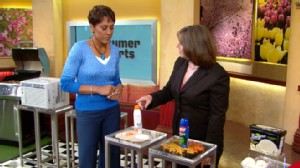VIDEO: Mandy Walker offers her picks for grills, ice cream and air conditioners.