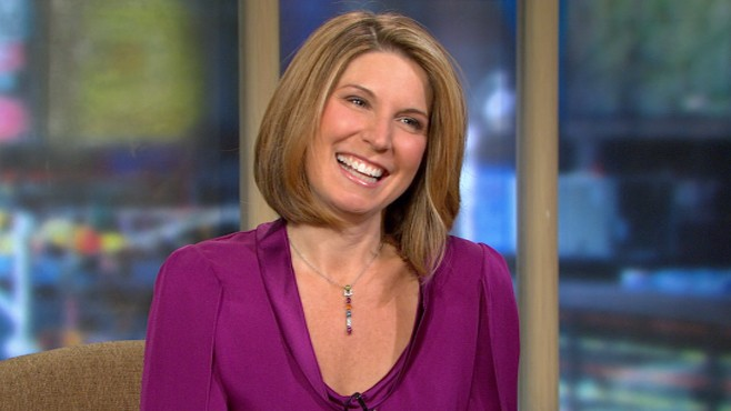 VIDEO: Nicole Wallace's new novel focuses on a fictional first female president.