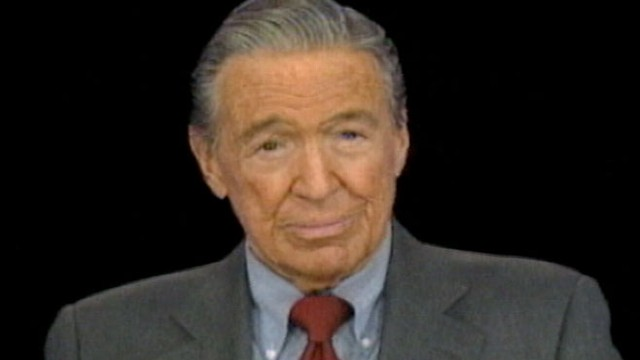 "VIDEO: A look back at the life of the ""60 Minutes"" journalist and TV legend."