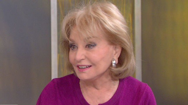 Video: Barbara Walters Reveals Top Interview of 6-Decade Career