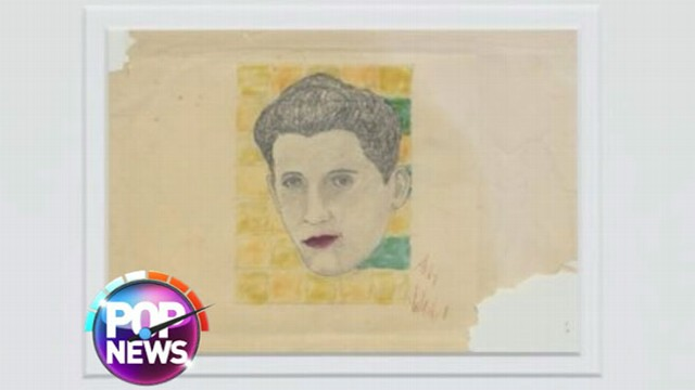 VIDEO: Early Andy Warhol Sketch Could Sell for Nearly $2 Million