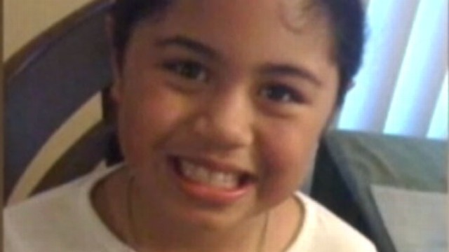 VIDEO: 8-year-old girl fights for her life after a gun accidentally went off in school.
