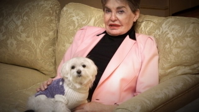 "VIDEO: ""Worlds Richest Dog"" was left 12 million in the billionaire-owners will."