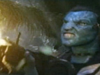 VIDEO: The movies special effects may have some unpleasant side-effects.