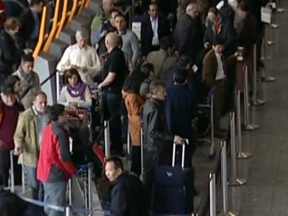 VIDEO: Iceland Volcano Shuts Down U.K. Airports
